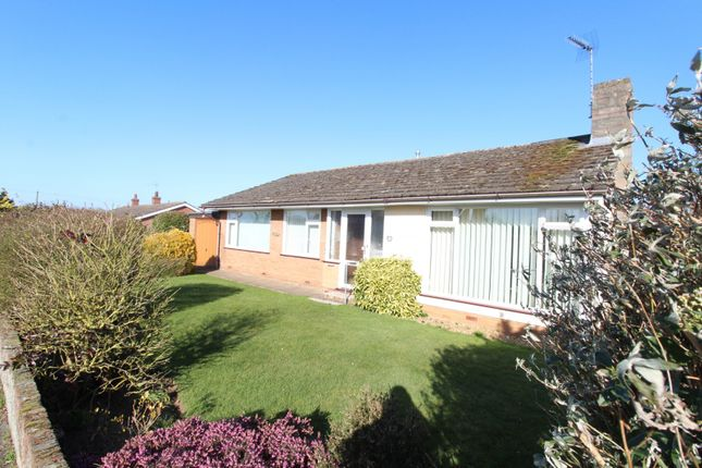 Thumbnail Detached bungalow for sale in Hillside Avenue, Worlingham