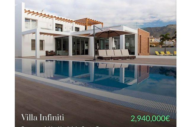 Thumbnail Villa for sale in La Caleta, Adeje, Tenerife