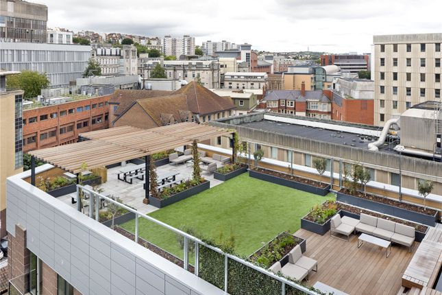 Roof Terrace of Number One Bristol, Bristol BS1