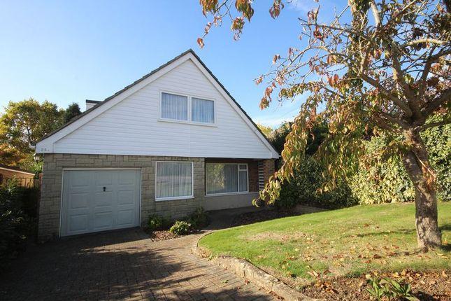 Thumbnail Detached bungalow for sale in Orchard Drive, Tonbridge