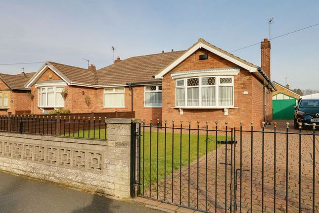 Thumbnail Semi-detached bungalow for sale in Colville Avenue, Hull