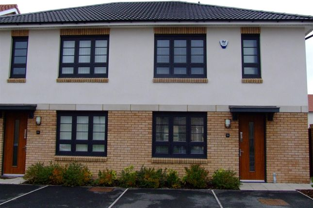 Thumbnail Semi-detached house for sale in Bentley Avenue, Buckley, Clwyd