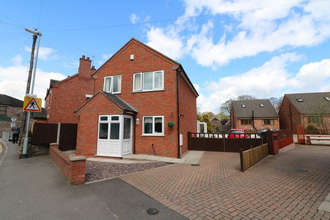 Thumbnail Detached house for sale in Breach Road, Brown Edge, Stoke On Trent
