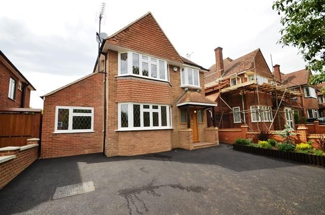 Thumbnail Detached house to rent in St Georges Drive, Ickenham