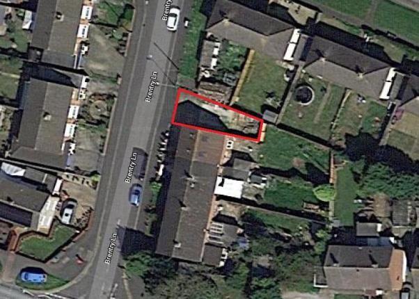 Thumbnail Land for sale in Brentry Lane, Brentry, Bristol