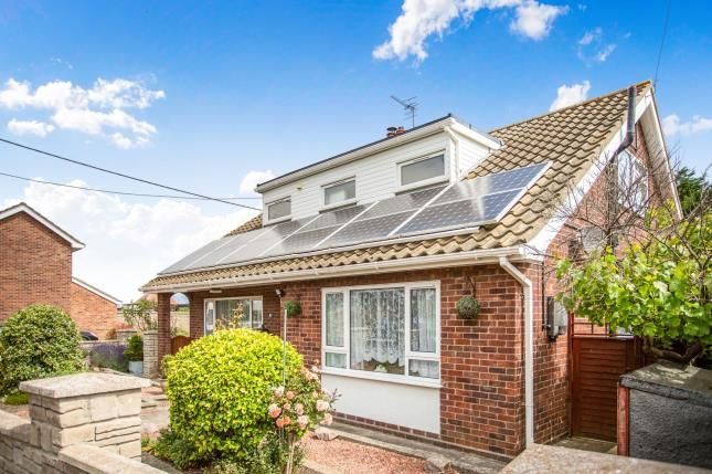 Thumbnail Bungalow for sale in Mundesley, Norwich, Norfolk