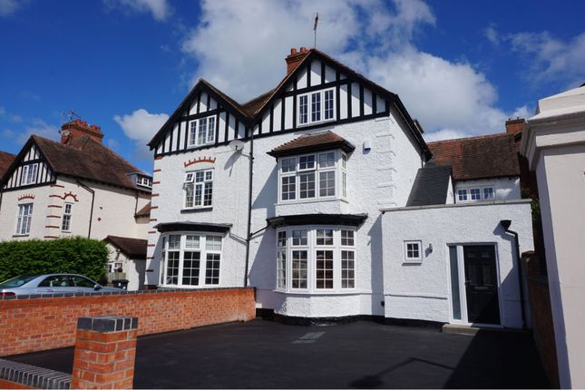 Thumbnail Semi-detached house for sale in Warwick Street, Leamington Spa