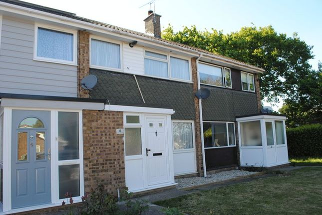 Thumbnail Terraced house to rent in The Rundels, Benfleet