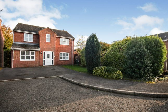 Thumbnail Detached house for sale in Lukes Lea, Marsworth, Tring