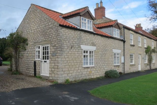 Thumbnail Semi-detached house to rent in Railway Street, Slingsby, York