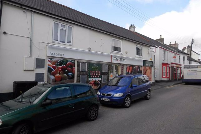 Thumbnail Commercial property for sale in St Day Costcutter, Fore Street, Redruth