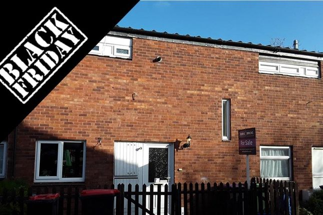 2 bed terraced house for sale in Coachwell Close, Telford