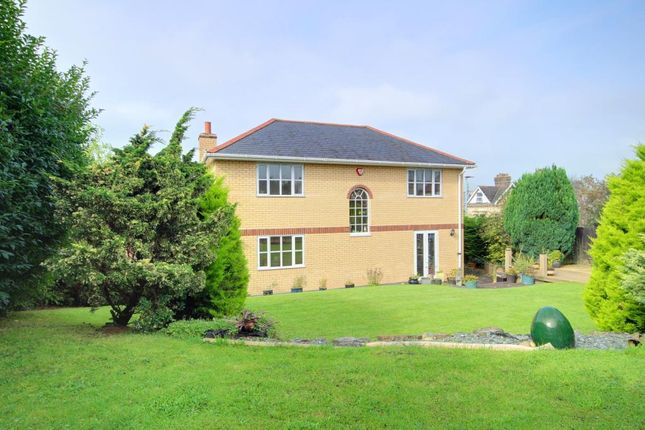 Thumbnail Detached house for sale in Sunset Heights, Barnstaple