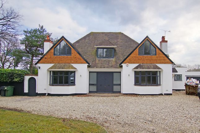 Thumbnail Detached house for sale in Fiery Hill Road, Barnt Green