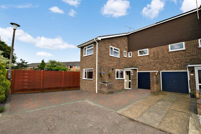 Thumbnail Semi-detached house for sale in Posford Court, Colchester
