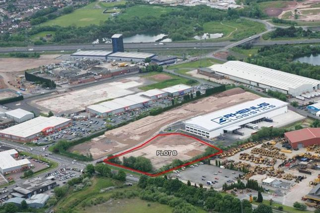 Thumbnail Land to let in Gallan Park, Watling Street, Cannock, Staffordshire