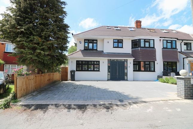 Thumbnail Property for sale in Oak Lodge Avenue, Chigwell