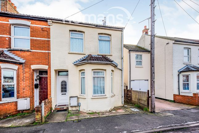 Thumbnail Semi-detached house to rent in Institute Road, Aldershot