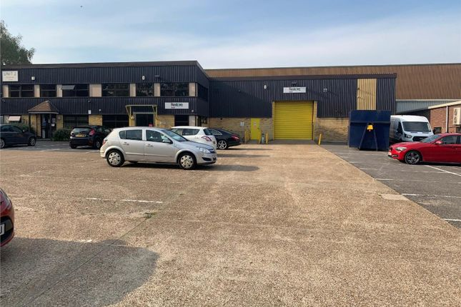 Thumbnail Warehouse to let in Unit 1, Mayflower Close, Chandlers Ford, Hampshire