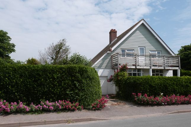 Thumbnail Detached house for sale in Grove Road, Selsey, Chichester