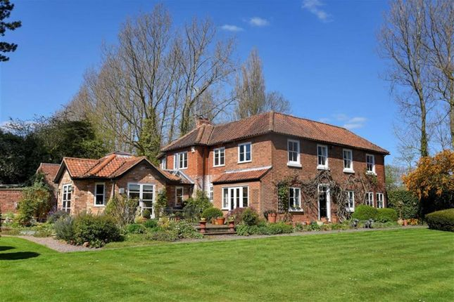 Thumbnail Detached house for sale in Halam Road, Southwell, Nottinghamshire