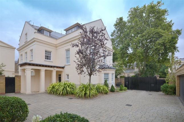 Thumbnail Detached house to rent in St. Katharine's Orchard, Regent's Park, London