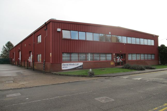 Thumbnail Industrial for sale in Unit R, Cherrycourt Way, Leighton Buzzard
