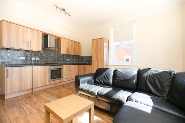 Thumbnail Maisonette to rent in Cardigan Terrace, Heaton, Newcastle Upon Tyne