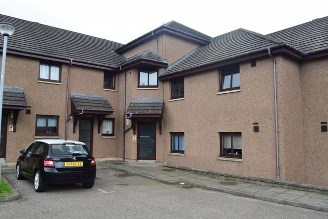 Thumbnail Flat to rent in South Park Court, Elgin, Moray