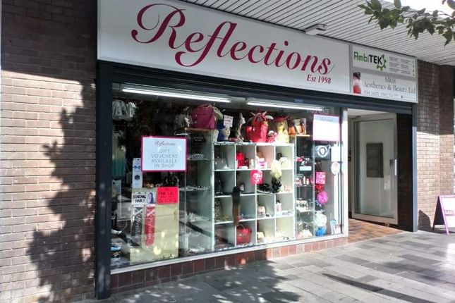 Retail premises for sale in Barrow Street, St. Helens