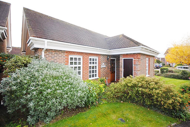 Thumbnail Bungalow for sale in 11 Whybrow Gardens, Castle Village, Berkhamsted, Hertfordshire
