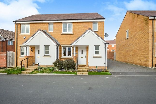 Thumbnail Semi-detached house to rent in Dakota Drive, Calne