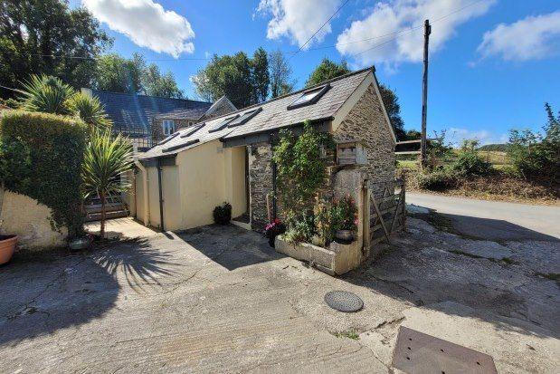 2 bed detached house to rent in St. Eval, Wadebridge PL27