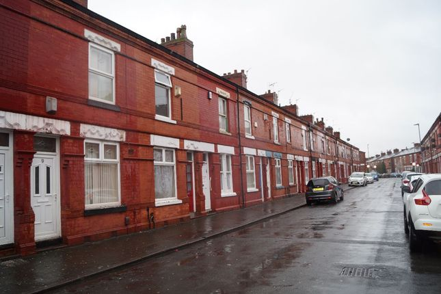 Thumbnail Terraced house for sale in Damien Street, Longsight