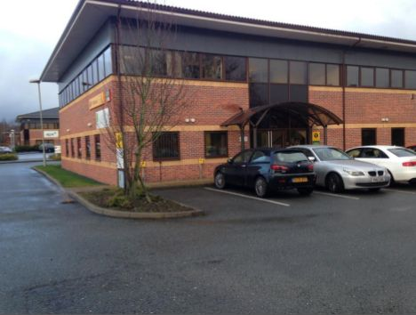 Thumbnail Office to let in Gf Poplar House, Yale Business Village, Wrexham Technology Park, Wrexham