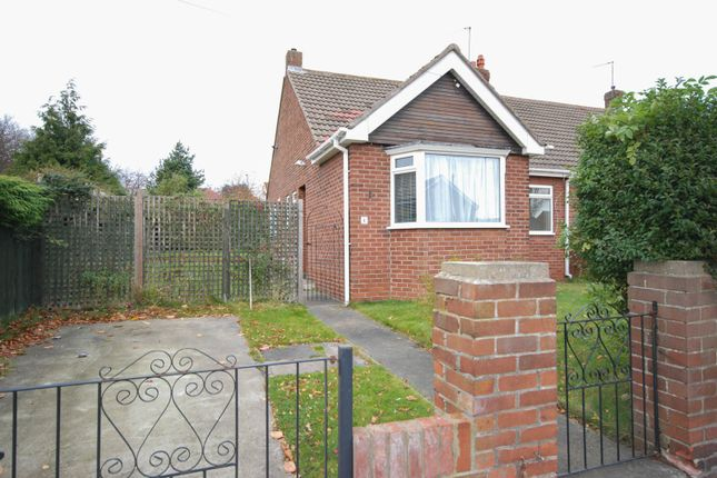 Thumbnail Bungalow for sale in Charter Drive, East Herrington, Sunderland