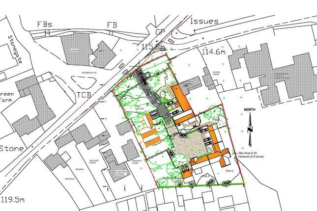 Thumbnail Land for sale in The Green, Farmborough, Bath