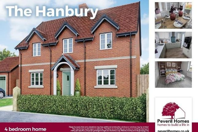 Thumbnail Property for sale in Measham Road, Moira, Swadlincote
