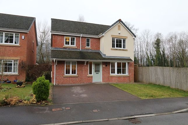 Thumbnail Detached house for sale in Trem Y Dyffryn, Mountain Ash, Rhondda, Cynon, Taff