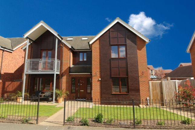 Detached house for sale in Milton Road, Broughton, Milton Keynes