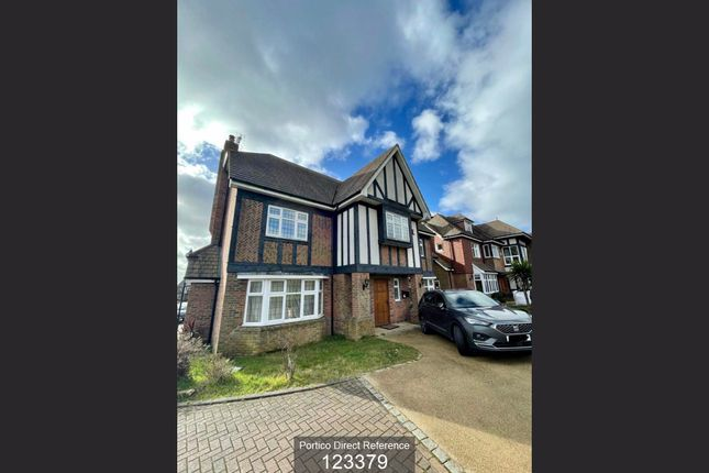 Thumbnail Detached house to rent in Augustus Close, Stanmore