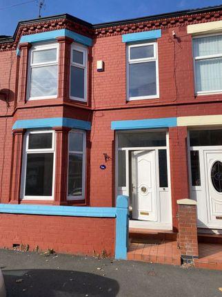 Thumbnail Terraced house to rent in Burwen Drive, Walton, Liverpool