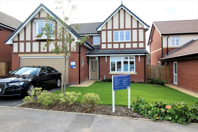 Thumbnail Detached house for sale in Kings Close, Kings Meadow, Blackpool