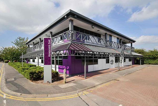 Thumbnail Office to let in Honeycomb East Ground Floor Suite, Chester Business Park, Herons Way, Chester