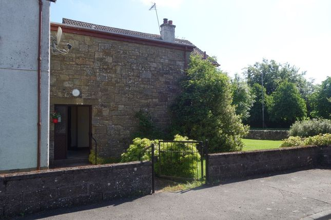 Thumbnail Flat to rent in Ogilvie Place, Blackford, Auchterarder