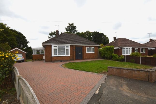 Thumbnail Bungalow to rent in Walker Drive, Middlewich