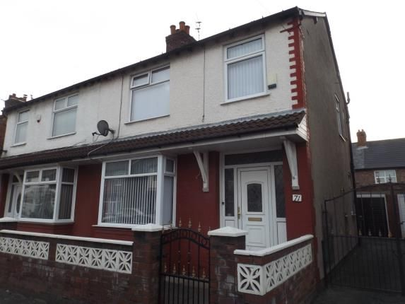 Thumbnail Semi-detached house for sale in Lynwood Gardens, Liverpool, Merseyside
