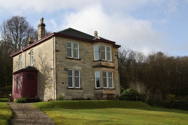 Thumbnail Detached house for sale in Dalmarnock, Eastlands Road, Isle Of Bute