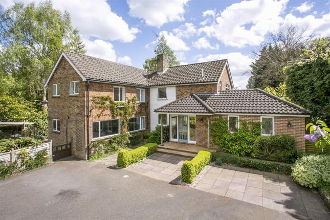Thumbnail Detached house for sale in Long Mill Lane, Platt, Kent