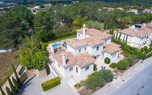 5 bed villa for sale in Quinta Do Lago, Algarve, Portugal